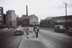 Lochee Road | Flickr - Photo Sharing! Dundee City, Online Scrapbook, Great Britain, Family History, Old Photos, Scotland, Scenery, Street View, Jute