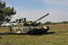 T-84 Oplot-M MBT