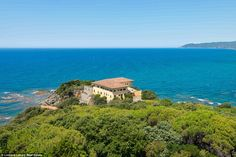 Villa Godilonda is one of the more remarkable structures of the town and was famously owne...