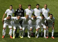 مباشر  الشوط الأول: الجزائر 2-0 كوريا الجنوبية