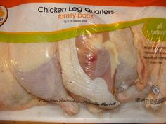 Those huge packages of whole chicken leg quarters are a bargain, but what to do with them?