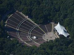 wazzup2!Die größte Freiluftarena in Berlin ist die Waldbühne