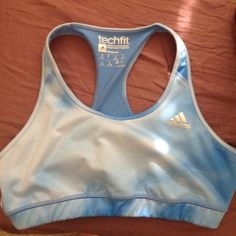 Adidas Sports Bra Super soft and comfy only worn once! Price is negotiable Adidas Intimates & Sleepwear Bras