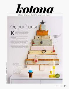 Uudessa Kodin Kuvalehdessä - Latest issue of Kodin Kuvalehti magazine