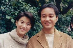 from that favorite movie...Anita Yuen and Leslie