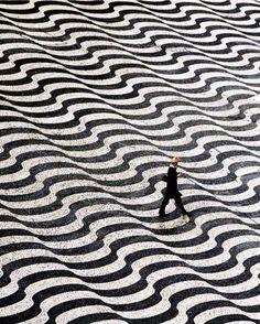 Photograph by Danuta Hyniewska shot at Lisbon, Portugal.