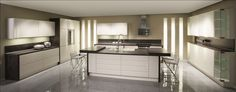 Have a look to our German kitchen ranges provided by Kuchenworld. Choose from our popular German kitchens and get free home consultation! Nobilia Kitchen, Kitchen Sets, Kitchen Cabinets, Minimalist Kitchen Interiors, High Gloss Kitchen, Handleless Kitchen, German Kitchen, Bedroom Cabinets, Kitchens And Bedrooms