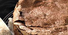 Chocolate meringue cake: ho già dato, adesso basta però.