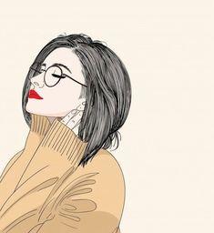 art and sketches Cartoon Girl Drawing, Girl Cartoon, Cartoon Art, Girly Drawings, Art Drawings, Desenhos League Of Legends, Digital Art Girl, Cute Illustration, Aesthetic Art