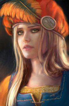 Priscilla - The Witcher 3 Wild Hunt