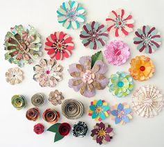 #paperflowers #pomander #flowers