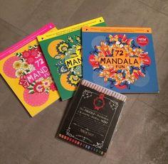 3x Malbuch Malblock Mandala für Kinder Erwachsene Malen Stift Buch Box Geschenk    eBay
