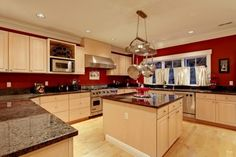 awesome kitchen in Bellevue, WA