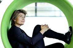La diseñadora holandesa Rosan Bosch está revolucionando los espacios educativos ligados a nuevas metodologías de enseñanza