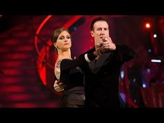 Katie Derham & Anton Du Beke Tango to 'Telephone' - Strictly Come Dancing: 2015 - YouTube