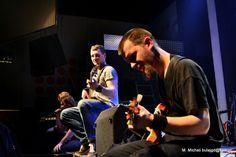 W gdyńskim klubie muzycznym Ucho 3 kwietnia wystąpił zespół Kabanos. Ostatni raz grupa zagrała tutaj aż 8 lat temu.