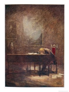 Frederic Chopin Polish Musician Composing His C Minor Etude Giclee Print