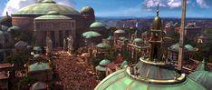 Galeria de A arquitetura de Star Wars: 7 estruturas icônicas - 9