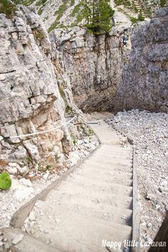 Sentiero 5 Torri