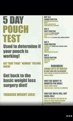 five day pouch test