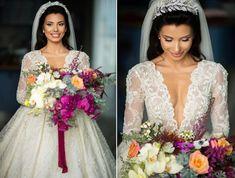 Buchet special mireasa nunta Idyllic Wedding planner and designer Milena Marin - Idyllic Events. Lace Wedding, Wedding Dresses, Wedding Designs, Bouquets, Wedding Planner, Wedding Decorations, Events, Amazing, Fashion