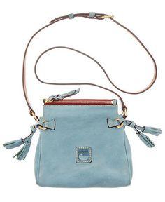 Dooney & Bourke Handbag, Florentine Mini Zip Crossbody - Handbags & Accessories - Macy's