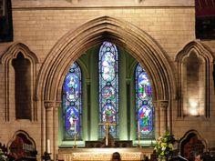 St. Patrick's Cathedral Altar  Dublin, Ireland