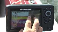 How To Find Fish and Structure With Side Imaging & Down Imaging Sonar - ...