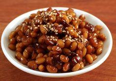 Soybean side dish Kongjorim 콩조림