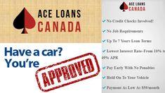 Car Title Loans Ontario