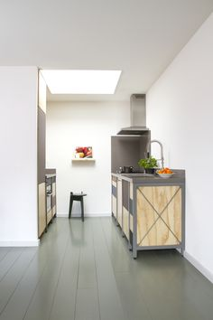 Most kitchens are constructed primarily from laminated chipboard. This material…