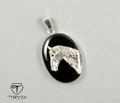 http://polandhandmade.pl #polandhandmade  #clockwork #horse #pendant