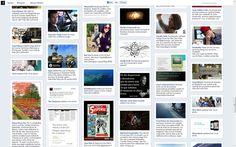 Friendsheet, tus fotos de Facebook al estilo de Pinterest