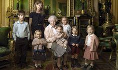Isabel II celebra su 90 cumpleaños frente al objetivo de Annie Leibovitz
