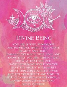 We are all divine beings seeking to connect our sparks to the One.