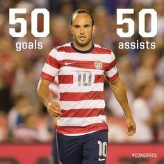 Donovan USA men's soccer
