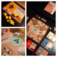 PnP game: Dune - The Dice Game.
