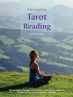 Spring 2014: Preparing for a Tarot Reading by Theresa Reed, TheTarotLady.com ~ Get your free issue of Eco Heart Magazine and read the article at: EcoHeartMagazine.com