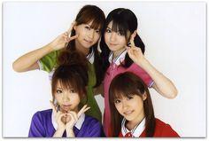 Eri Kamei, Sayumi Michishige, Reina Tanaka, Ai Takahashi #MorningMusume