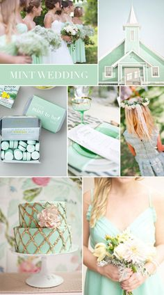Mint to be Wedding