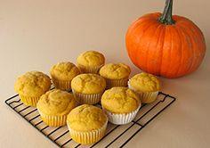 SOSCuisine: Muffins à la citrouille