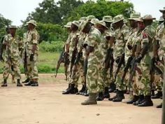 Our Men The Nigerian Army MNJTF Are Tightening The Noose Round The Neck of Boko Haram In Lake Chad Area