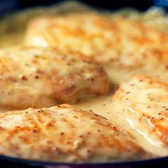 Honey Dijon Chicken -