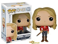 First Look at Once Upon a Time Funko POP Vinyls