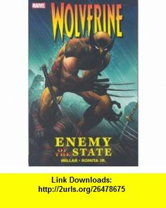 Wolverine Enemy of the State Mark Millar, John Romita Jr., Kaare Andrews , ISBN-10: 0785133011  ,  , ASIN: B005M48XM6 , tutorials , pdf , ebook , torrent , downloads , rapidshare , filesonic , hotfile , megaupload , fileserve