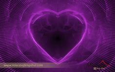 Chama Violeta da Transmutação - http://www.miacasafengshui.com/blog/chama-violeta-da-transmutacao/ #violeta #chama #transmutacao