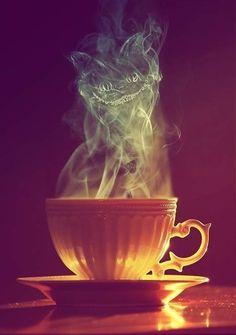 Chesire, tea...