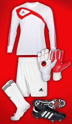 Maglia da portiere Adidas Assita