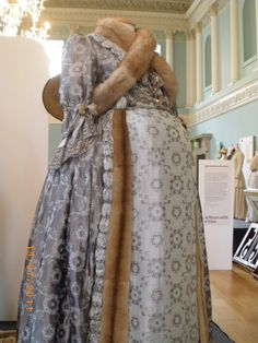 Pregnancy dress worn by Keira Knightley in The Duchess