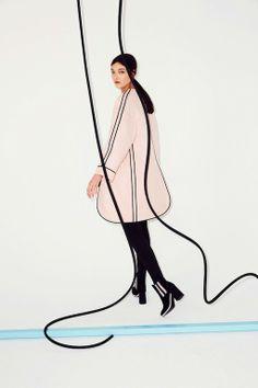 Foto SBSRHW201415 - Sonia by Sonia Rykiel Herfst/Winter 2014-15 (1) - Shows - Fashion - VOGUE Nederland
